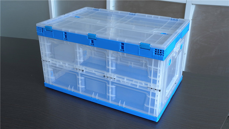 Plastic Collapsible Box-Ifobox